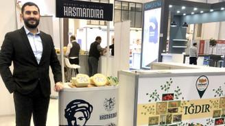 Iğdırlı Hasmandıra ürünleri Migros raflarında yerini alacak