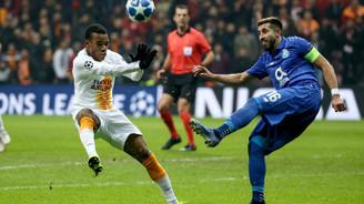Galatasaray, yoluna UEFA Avrupa Ligi'nde devam edecek