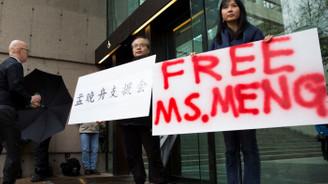 Huawei CFO'su şartlı serbest bırakıldı