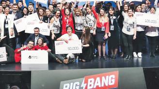 Big Bang 21 milyon TL yatırım ile rekor tazeledi