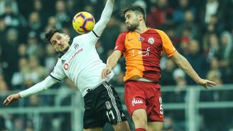 Dev derbinin galibi Beşiktaş
