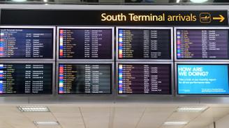 Londra'da drone krizi: 448 uçuş iptal edildi