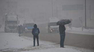 Meteoroloji'den buzlanma, don ve sis uyarısı