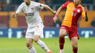 Galatasaray, sezonun ilk yarısını galibiyetle kapattı