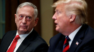 Trump, Mattis'in hemen bırakmasını istedi