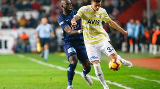 Fenerbahçe, ligin ilk yarısını 17. sırada tamamladı