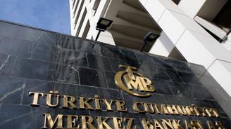 Merkez Bankası rezervleri 468 milyon dolar azaldı