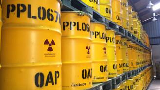 Radyoaktif ve patlayıcı madde ithalatına düzenleme