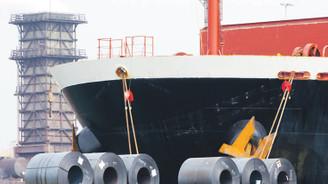 Çelik ihracatında yıllık hedefe ulaşıldı