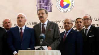 Hisarcıklıoğlu: Hükümetten taleplerimiz hayata geçti