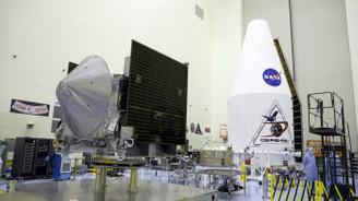 Uzay aracı OSIRIS-REx, gök taşı Bennu'ya indi