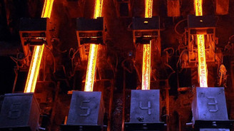 İlk 10 ayda ham çelik üretimi arttı