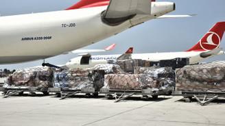 Türkiye hava kargoda globali 5'e katladı