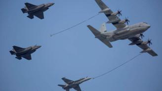ABD uçakları Japonya'da çarpıştı