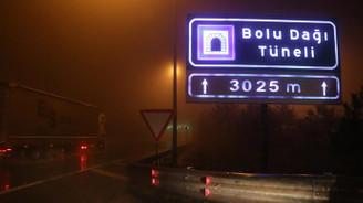 Anadolu Otoyolu Kaynaşlı-Abant kavşakları ulaşıma açıldı