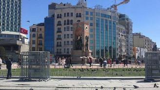 Taksim Meydanı'na bu yıl da izin yok