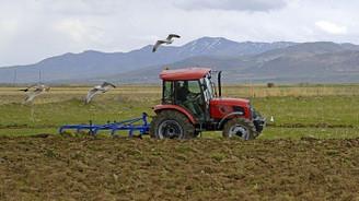 Toprak suyla, çiftçi bilgiyle buluştu