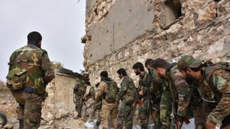 Suriye rejim güçlerinin İdlib'e ilerleyişi sürüyor