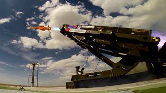 Yerli füze HİSAR-A'nın test atışı başarıyla gerçekleştirildi