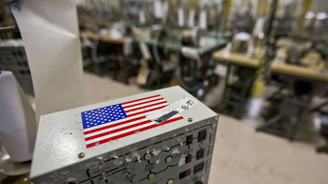 ABD'de ISM imalat sanayi endeksi yıla düşüşle başladı