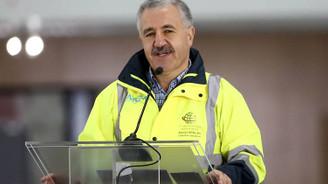 Arslan: 3. havalimanı uçak inebilecek durumda