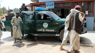 Afganistan'da Taliban saldırısında 6 polis öldü