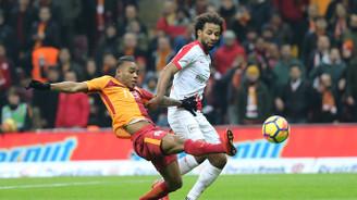 Antalyaspor'u yenen Galatasaray liderliğe yükseldi
