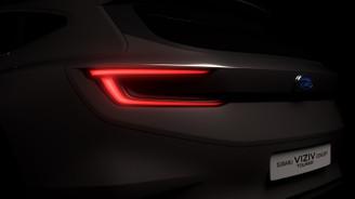 Subaru'nun yeni modeli görücüye çıkıyor