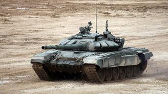 ABD, Deyrizor'da Rus yapımı bir tankı vurdu