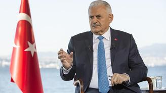 Yıldırım: PKK, Amerika gibi bir hamiye sahip