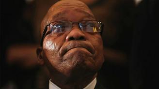 Güney Afrika Cumhurbaşkanı Zuma görevinden istifa etti