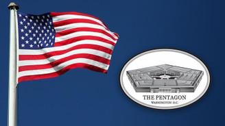 Pentagon: Terörle mücadelede Türkiye'nin yanındayız