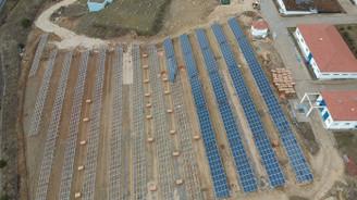 Bolu'da güneş enerjisinden içme suyu