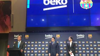 Beko, FC Barcelona'nın global ana sponsoru oldu