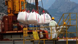 Antalya'dan 2 milyon tonluk mermer ihracatı