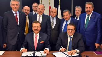 Hisarcıklıoğlu: Arap Birliği ülkeleri ile yatırımlar öne çıkmalı