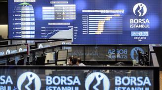 Borsa haftanın son işlem gününde pozitifte