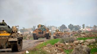 Afrin'de 65 nokta PYD/PKK'dan temizlendi