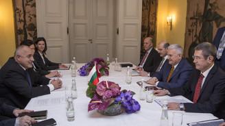 Yıldırım, Bulgaristan Başbakanı Borisov ile görüştü