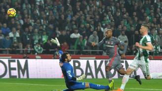Beşiktaş, Konya deplasmanından 1 puanla dönüyor