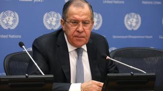 Lavrov: ABD'nin 'sınır gücü' planı değişmedi