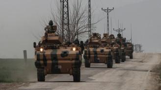 Afrin'de 674 hedefi imha edildi