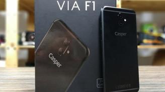 Casper,  akıllı telefonu Türkiye'de üretmeyi planlıyor