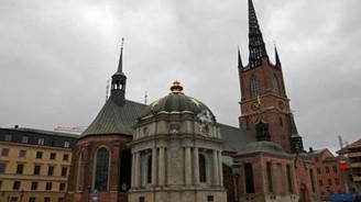 İsveç'te 10 yılda bir milyon kişi kilise üyeliğinden vazgeçti