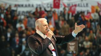 Yıldırım'dan Osmanlı tokadı açıklaması