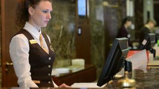 Turizmde istihdam kaybının yüzde 54'ü telafi edildi