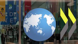 OECD bölgesinde büyüme yavaşladı