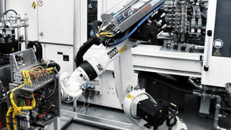 Mekem Robot, global makine üreticilerinin tedarikçisi olacak