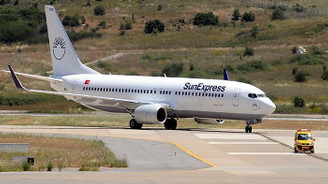 SunExpress 2018'de uçuş ağını genişletecek
