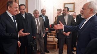 Lavrov, Zarif ile görüştü